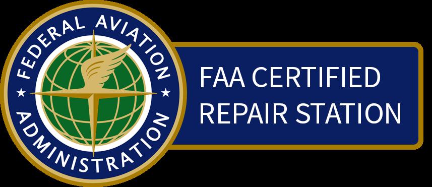 FAA-Repair-station-logo