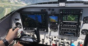 Navion avionics custom panel upgrade.