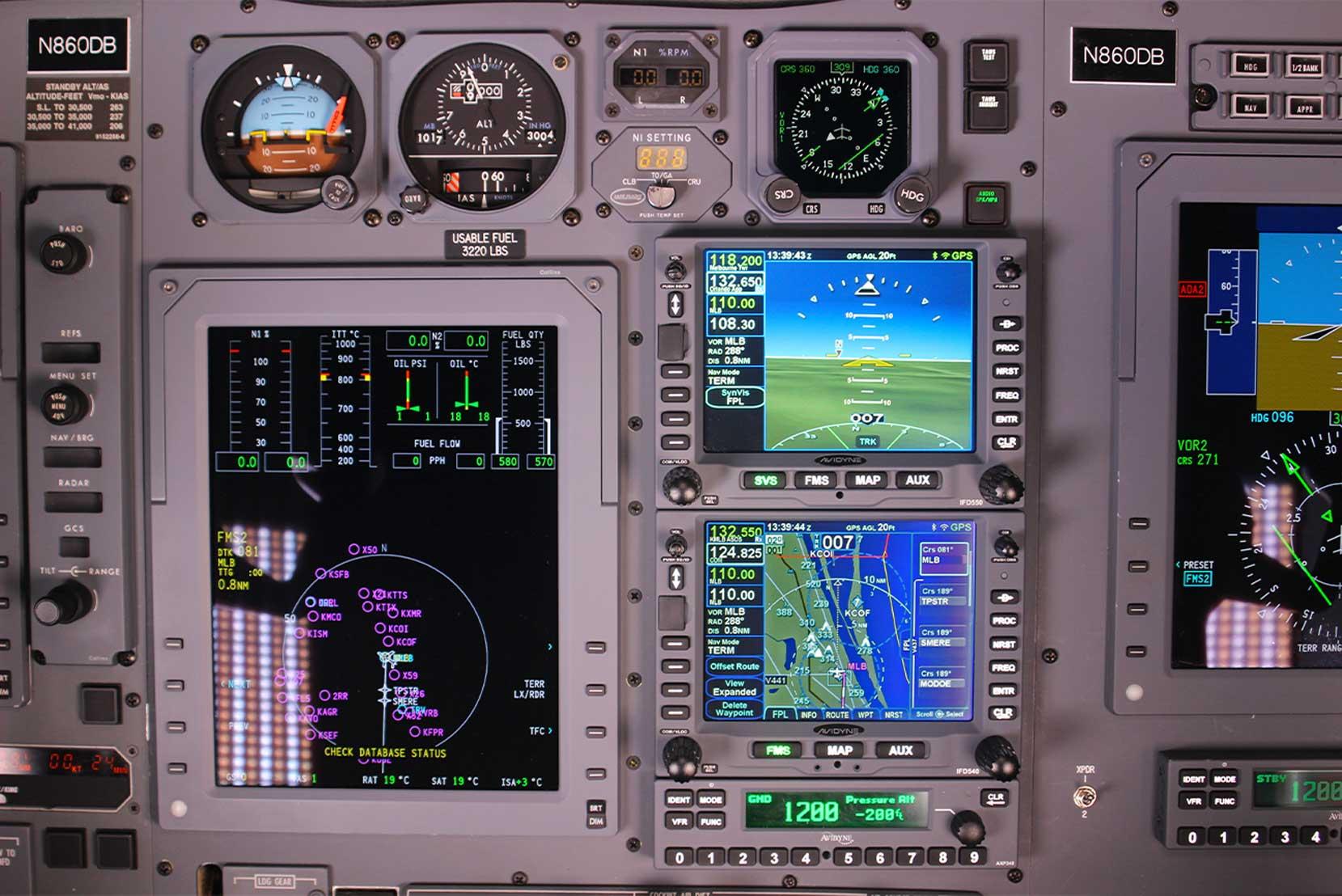 business-aircraft-avionics-custom-panel-upgrades