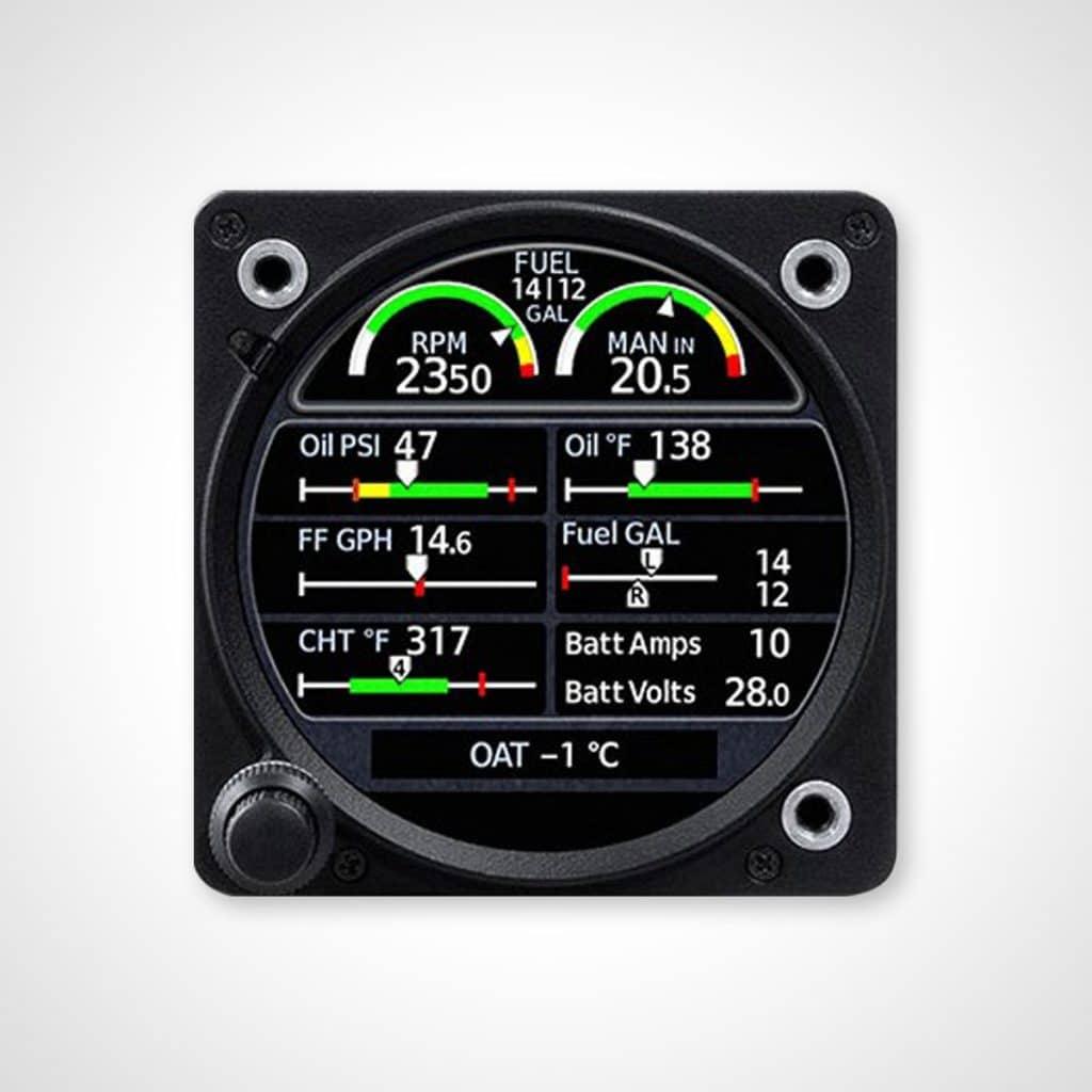 Garmin GI 275 Engine Indicating System