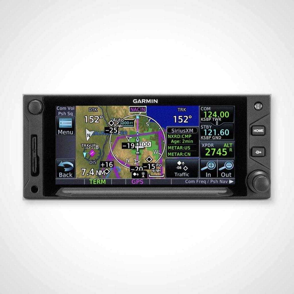 Garmin GTN 650Xi GPS/NAV/COMM