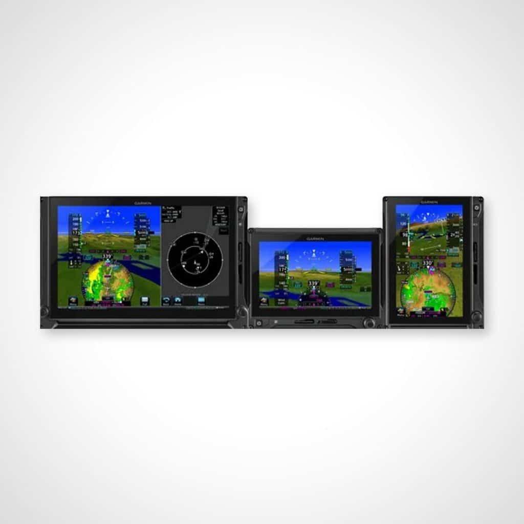 Garmin G600 TXi flight display